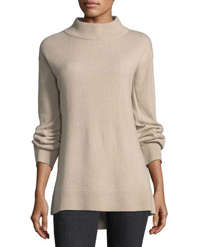 Ace Cashmere Turtleneck Sweater