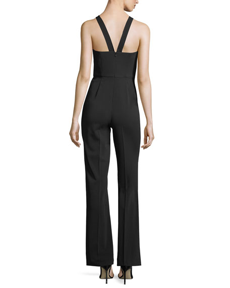 Eagle Twin Strappy Runway Jumpsuit