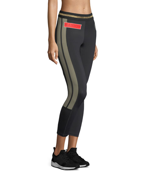 On Deck 7/8 Performance Leggings