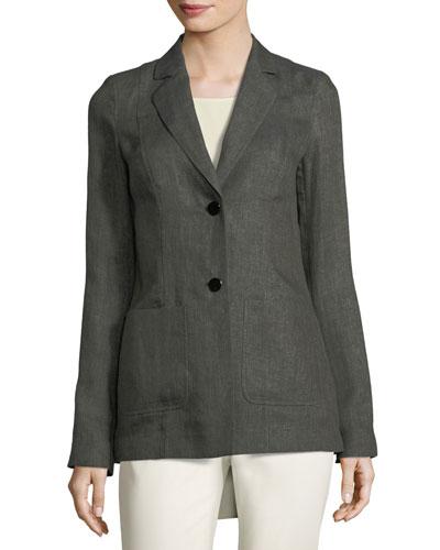 Kenley Bravado Italian Linen Jacket