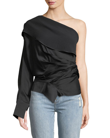 A.W.A.K.E. Asymmetric Twisted Top