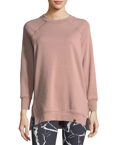 Manning Raglan Pullover Sweatshirt
