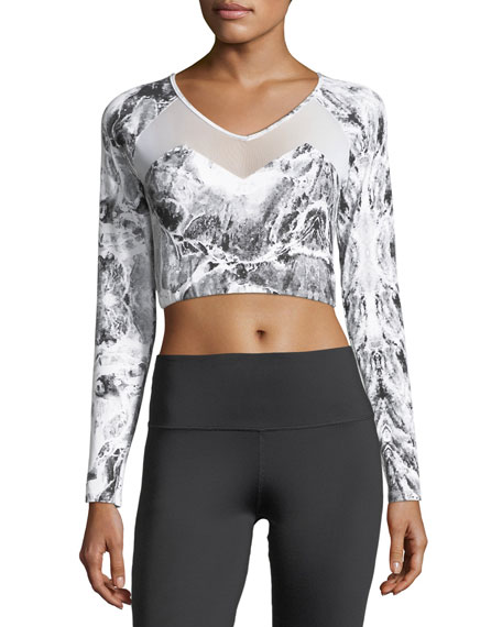 Alpine Performance Crop Top
