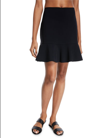 Spresa Pull-On Coverup Skirt