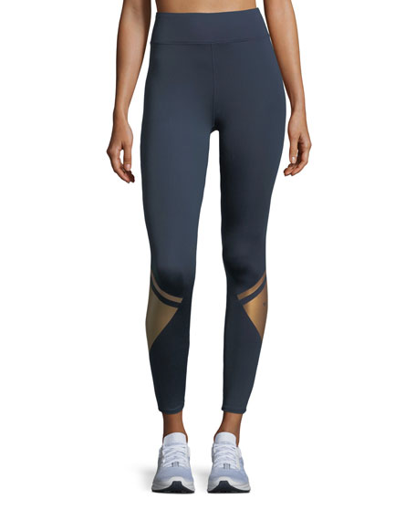 "Flex 3"" Waistband Full-Length Performance Leggings"