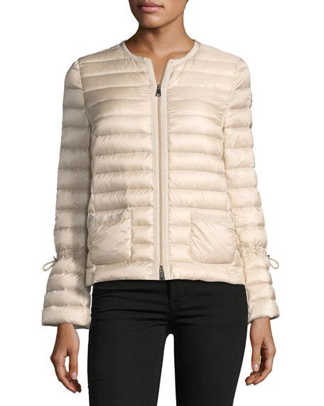 Almandin Quilted Puffer Jacket
