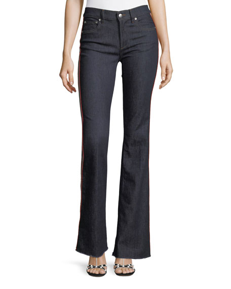 REDValentino Rinse-Washed Stretch-Denim Jeans and Matching Items