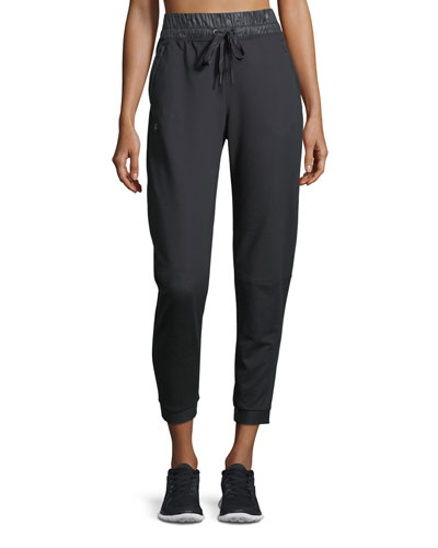 Leisure Drawstring Jogger Pants