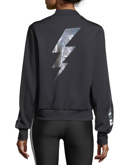 Ultracor Bolt Zip-Front Bomber Jacket