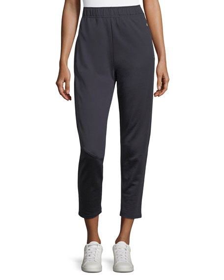Eileen Fisher Straight Tapered Slouchy Pants and Matching