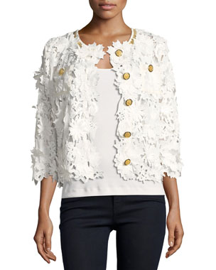 26e5c03a9172 Women s Designer Coats   Jackets at Neiman Marcus