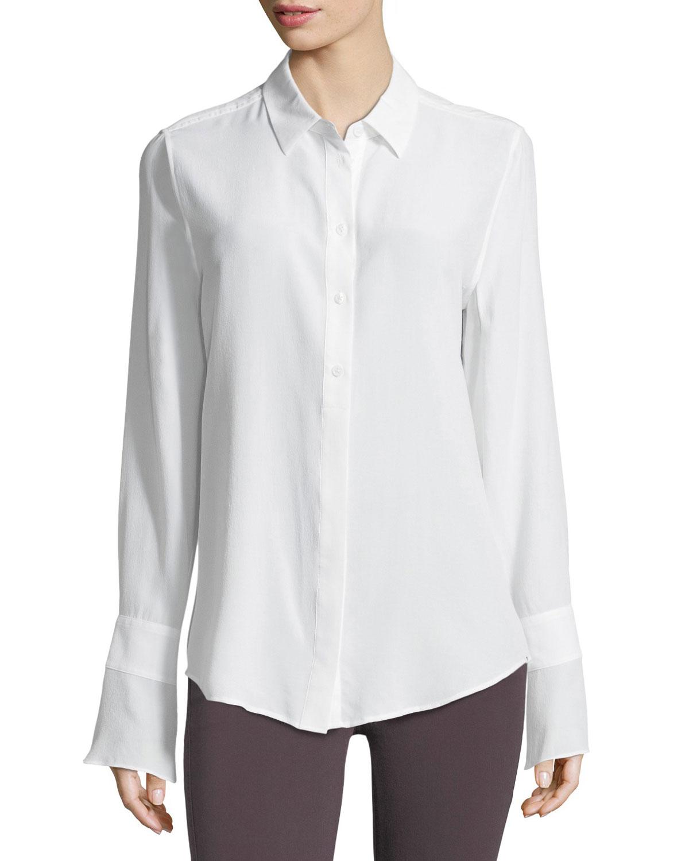 411c6217aa135 Equipment Daphne Button-Down Silk Shirt