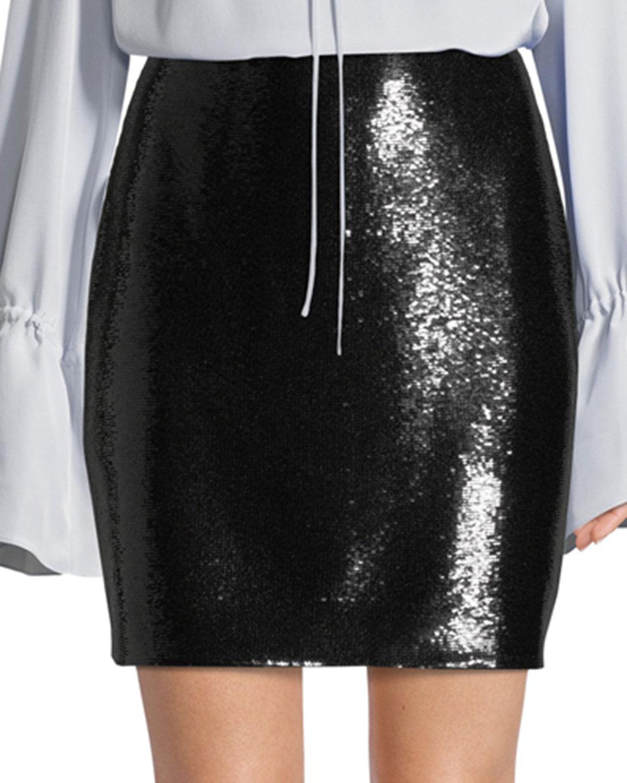 f0a7f96bf Quick Look. Diane von Furstenberg · Sequin Mini Skirt