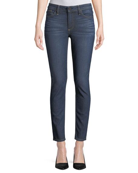 AO.LA by Alice+Olivia Good Mid-Rise Skinny-Leg Jeans