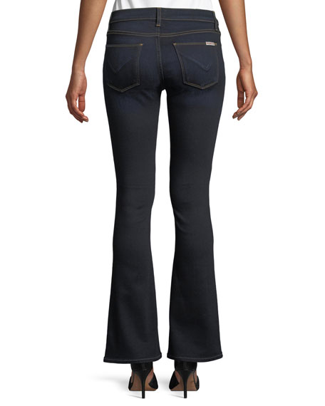 Love Mid-Rise Boot-Cut Jeans, Petite