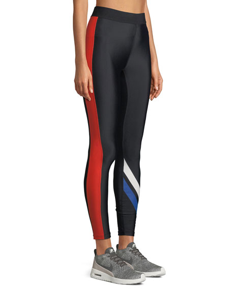 The Knockout Full-Length Performance Leggings