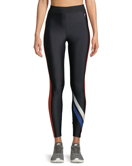 PE Nation The Knockout Full-Length Performance Leggings