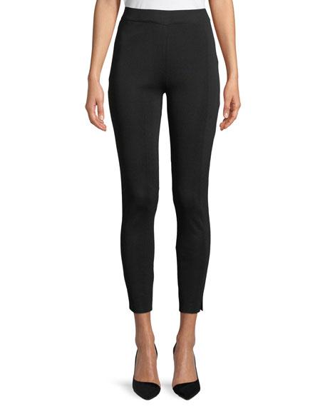Plus Size Classic Slim-Fit Leggings