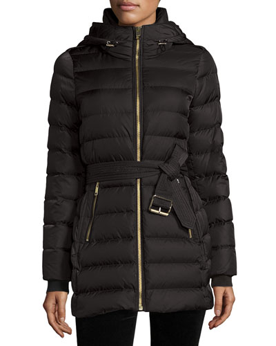 Burberry Women S Outerwear Jackets Amp Coats At Neiman Marcus