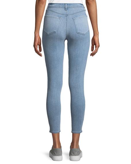 Alana Distressed High-Rise Jeans