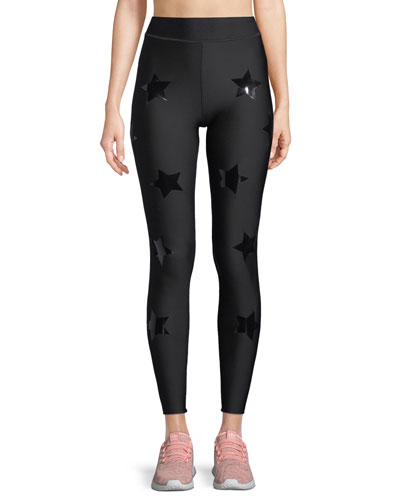 Lux Knockout Ankle Leggings
