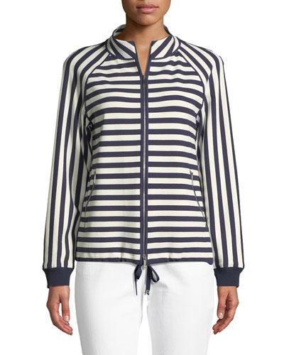 Allison Bedford Stripe Jacket