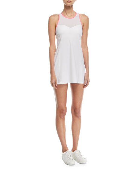 Monreal London Champion Slim-Fit Racerback Athletic Dress