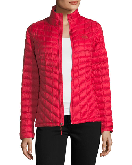 Thermoball™ Full Zip Jacket, Red
