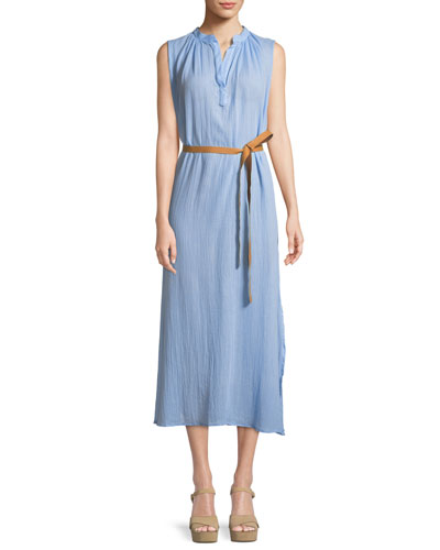 Summer of Love Sleeveless Maxi Sun Dress