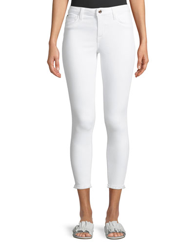 Icon Cropped Skinny Jeans