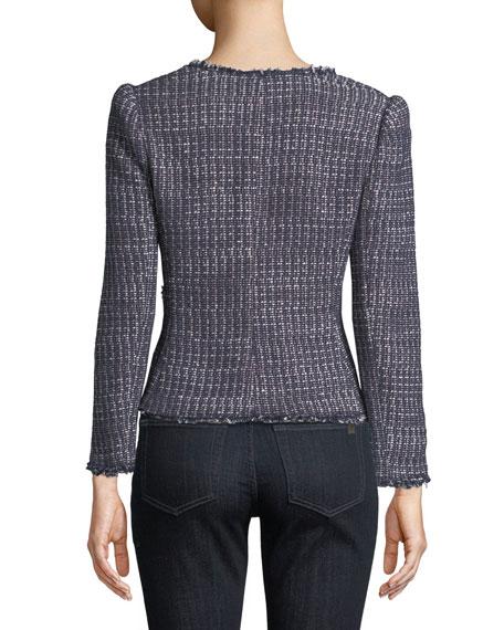 Multi-Tweed Jacket