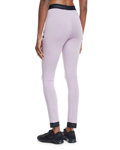 High-Waist Performance Leggings