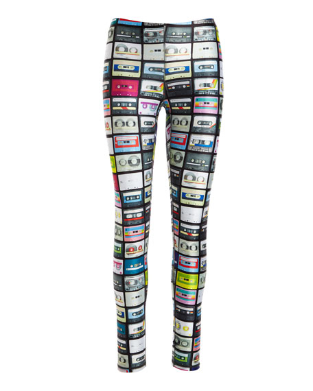 Mixtapes 2.0 Capri Leggings