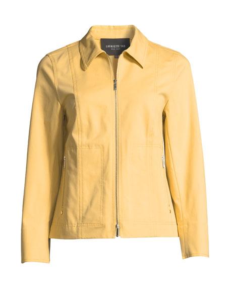 Chrissy Fundamental Bi-Stretch Jacket