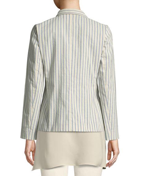 Jasmine Allegiant Stripe Jacket
