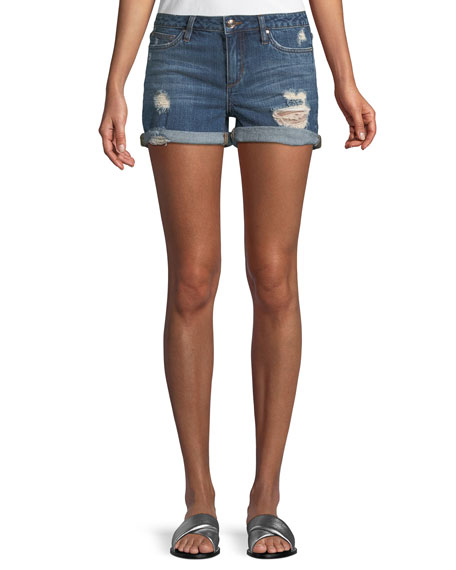 Joe's Jeans Rolled Denim Shorts