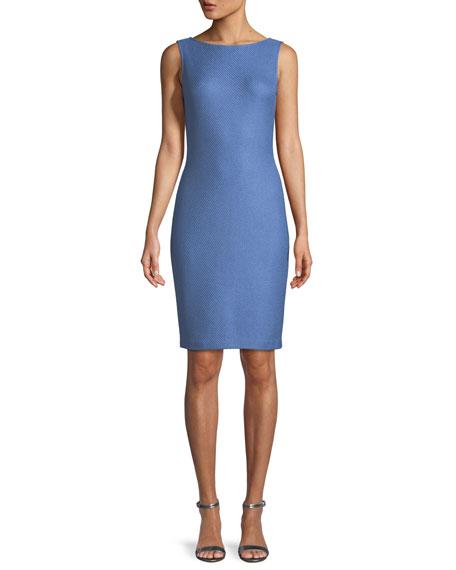 Sarga Sleeveless Sheath Dress
