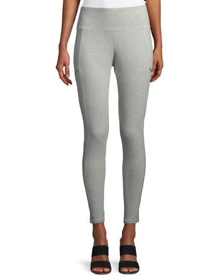 Skinny Stretch Jersey Ankle Pants