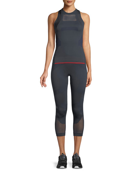 Seamless 3/4 Training Tights