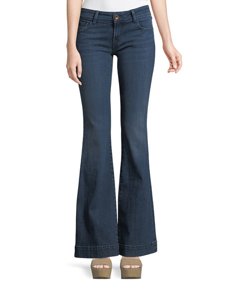 J Brand Love Story Flared Jeans