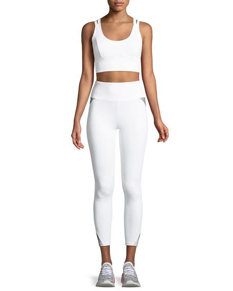 Cody Full-Length Reflective Performance Leggings