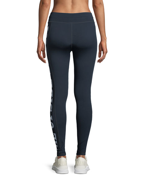 The Champ Matte Yoga Pants
