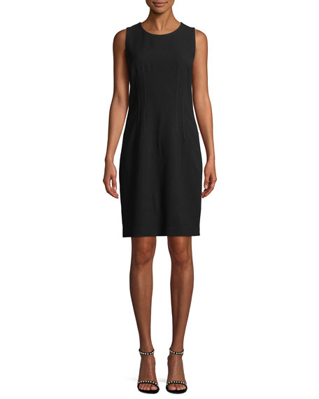 Elie Tahari Tera Sleeveless Shift Dress