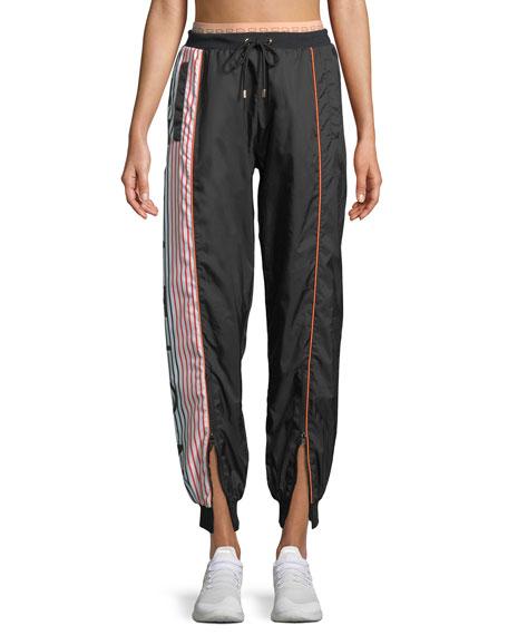 PE Nation Cammo Drawstring Track Pants