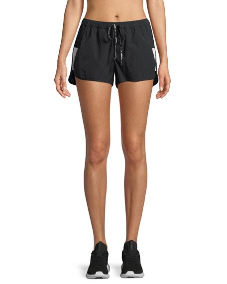 Trainer Performance Shorts w/ Side Stripe