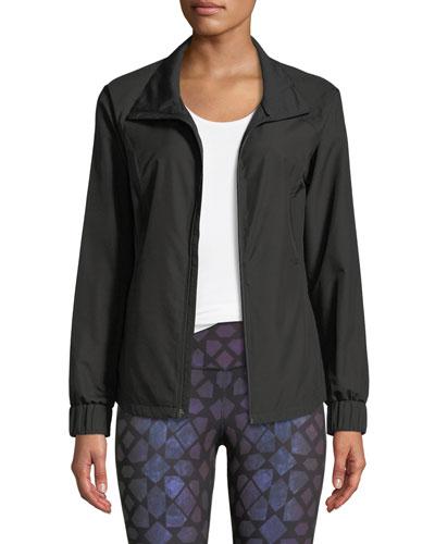Reactor Zip-Front Jacket