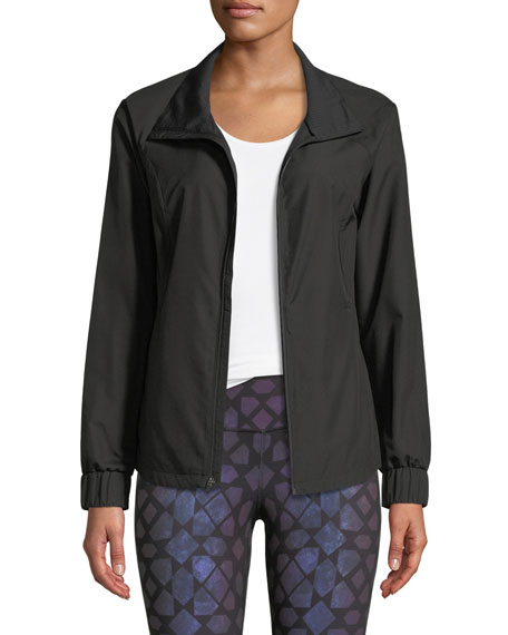 The North Face Reactor Zip-Front Jacket