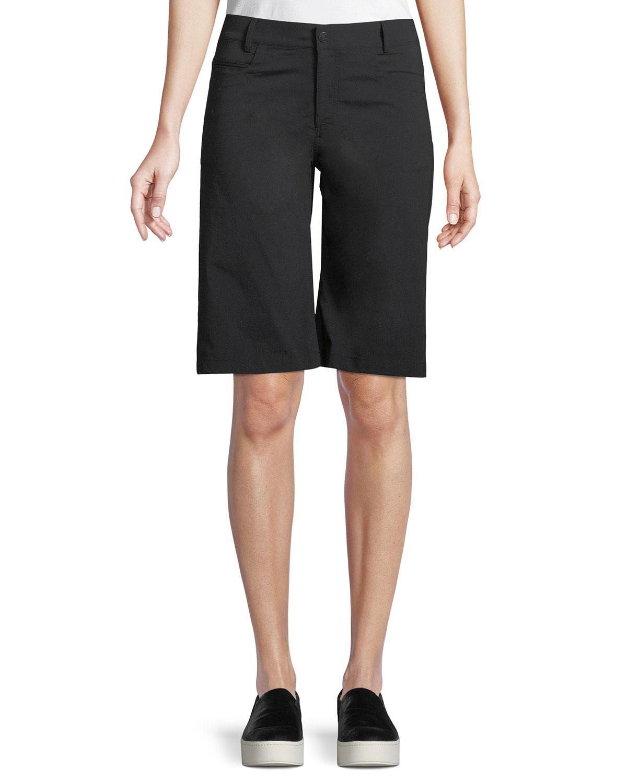 Anatomie Resort Knee-Length Shorts | Neiman Marcus