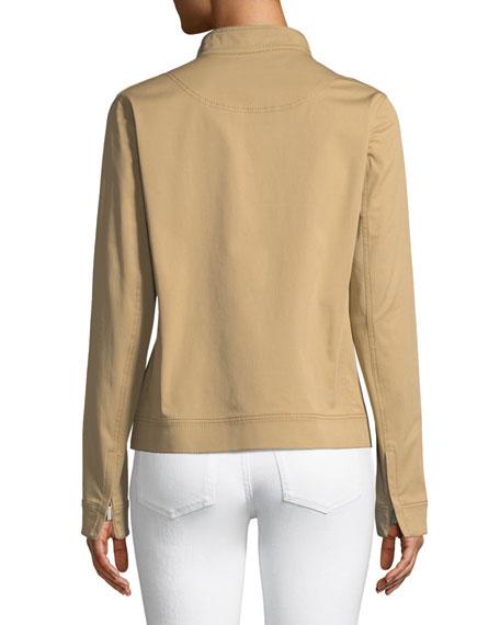 Weston Italian Gabardine Jacket