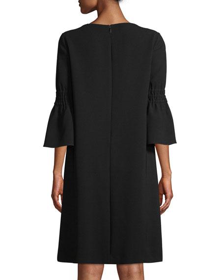 Lorelie Finesse Crepe Shift Dress